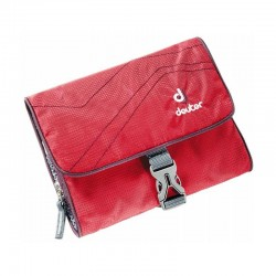 Trousse de toilette Deuter Wash Bag 1 rouge