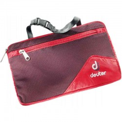 Trousse de toilette Deuter Wash Bag Lite 2 rouge
