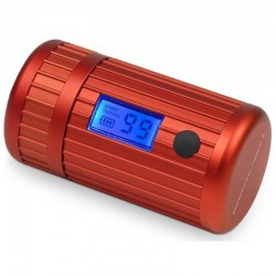 Batterie étanche Powertraveller Powermonkey Explorer 2 rouge