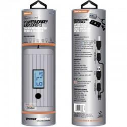 Batterie étanche Powermonkey Explorer 2 Powertraveller grise