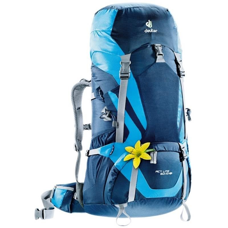 Sac à dos Deuter ACT Lite 60+10 SL Midnight Turquoise