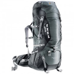 Sac à dos Deuter Aircontact Pro 60+15 Granite Black