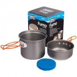 Set de casseroles Furno 360 degrees