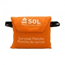 Poncho de survie SOL Survival Poncho