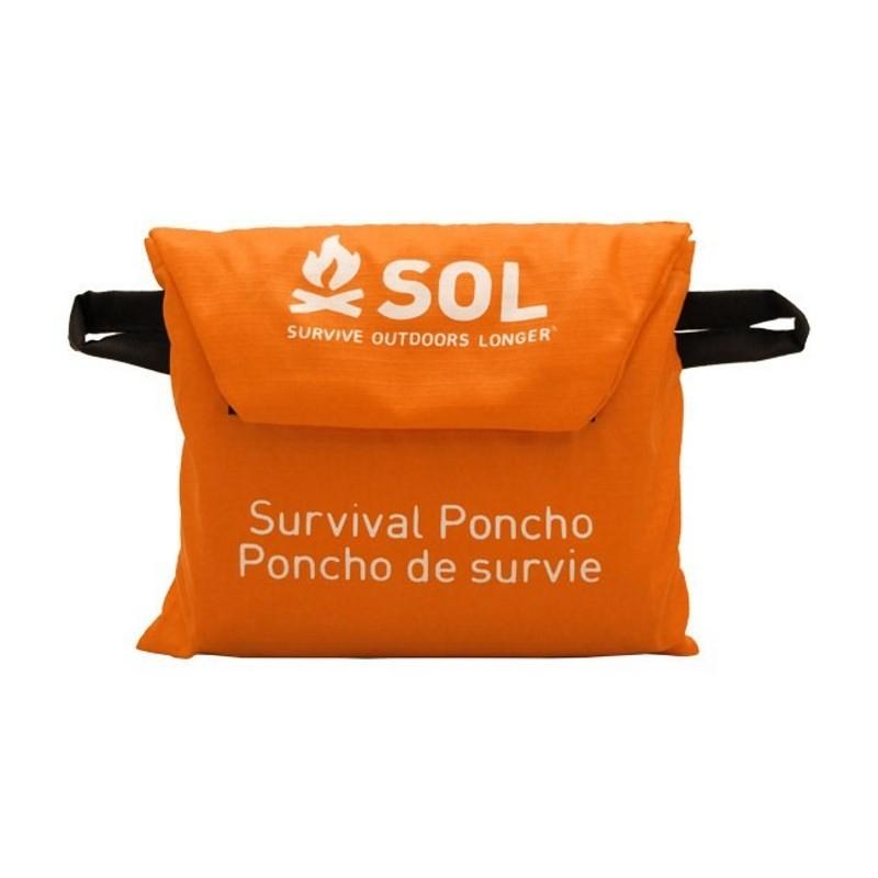Photo, image du poncho de survie Survival Poncho en vente