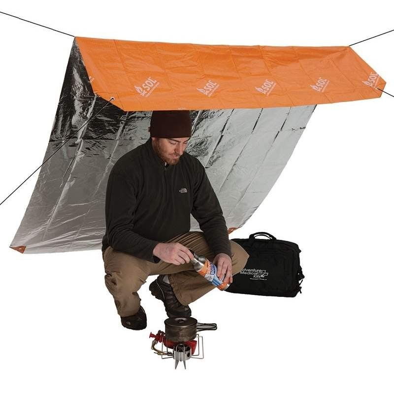 Couverture Tarp SOL Sport Utility Blanket