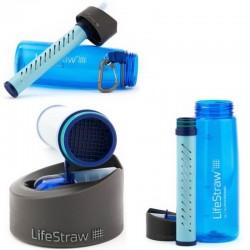 Gourde filtre à eau Lifestraw Go
