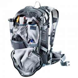 Sac à dos Deuter Compact EXP 12 Steel Papaya