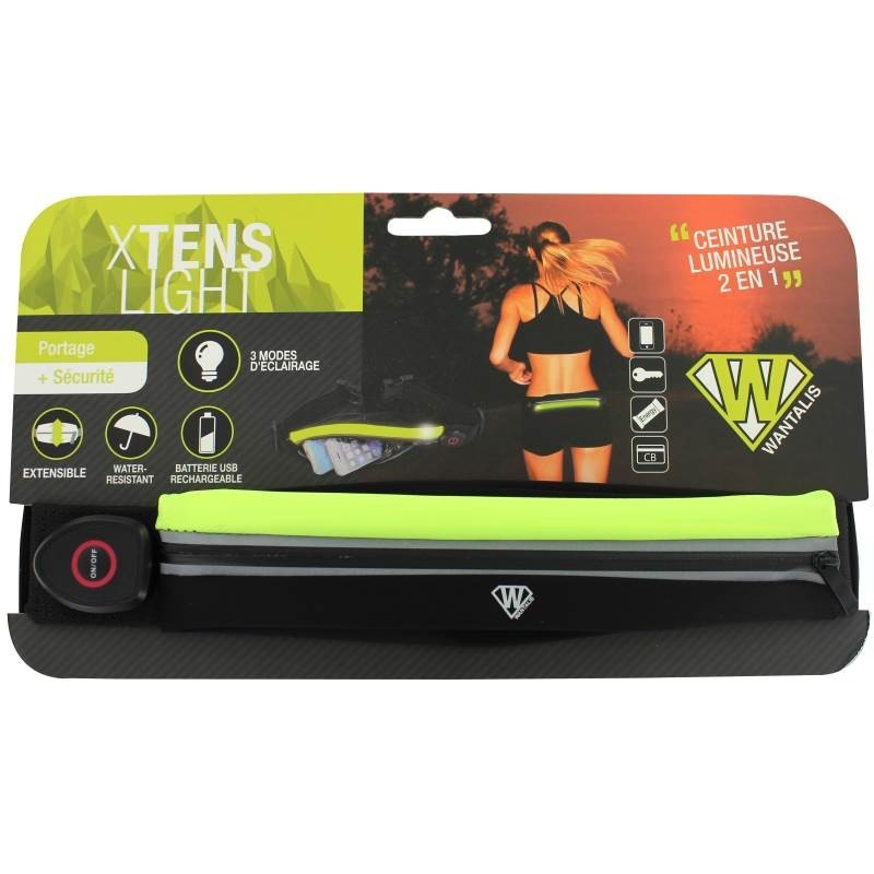 Photo, image de la ceinture lumineuse Xtens Light en vente
