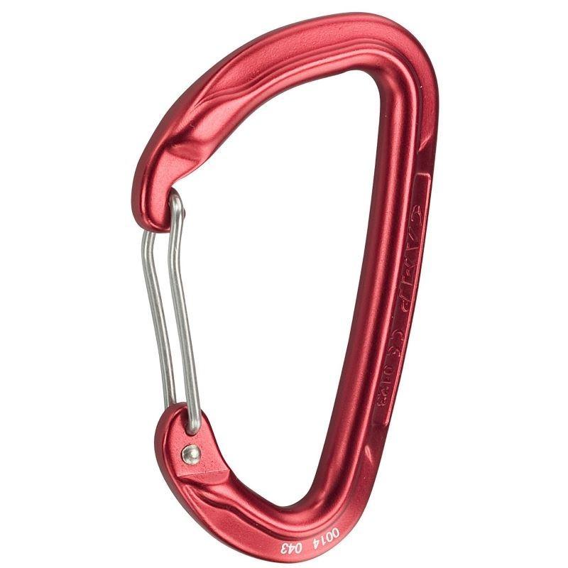 Photo, image du mousqueton Orbit fil droit en vente