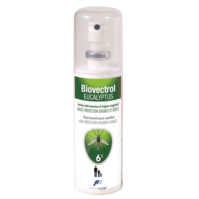 Répulsif Anti-insectes Biovectrol Naturel