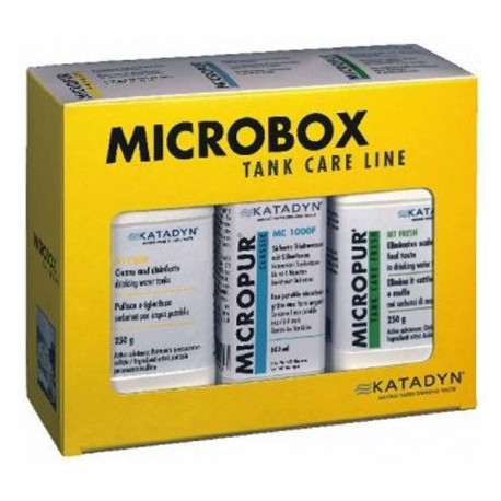 Photo, image du kit Micropur Tankline en vente