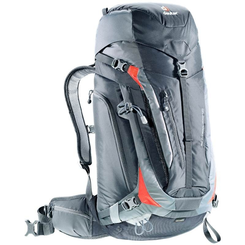Sac à dos Deuter ACT Trail Pro 40 Graphite Titan