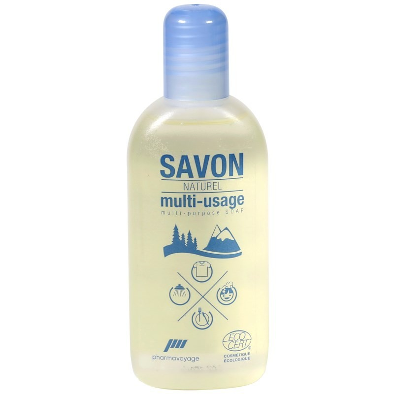 Savon outdoor gel multi-usage Pharmavoyage