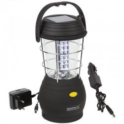 Lanterne LED solaire & lampe de camping Regatta Helia 36