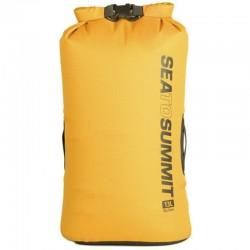 Sac étanche Big River 13 litres Sea to Summit jaune