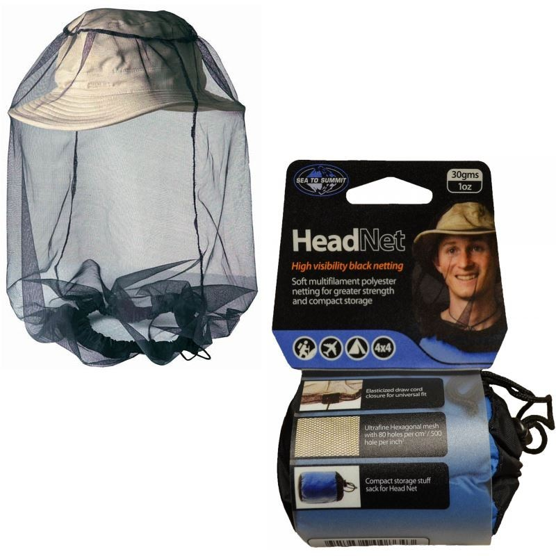 Photo, image de la moustiquaire de tête Headnet en vente