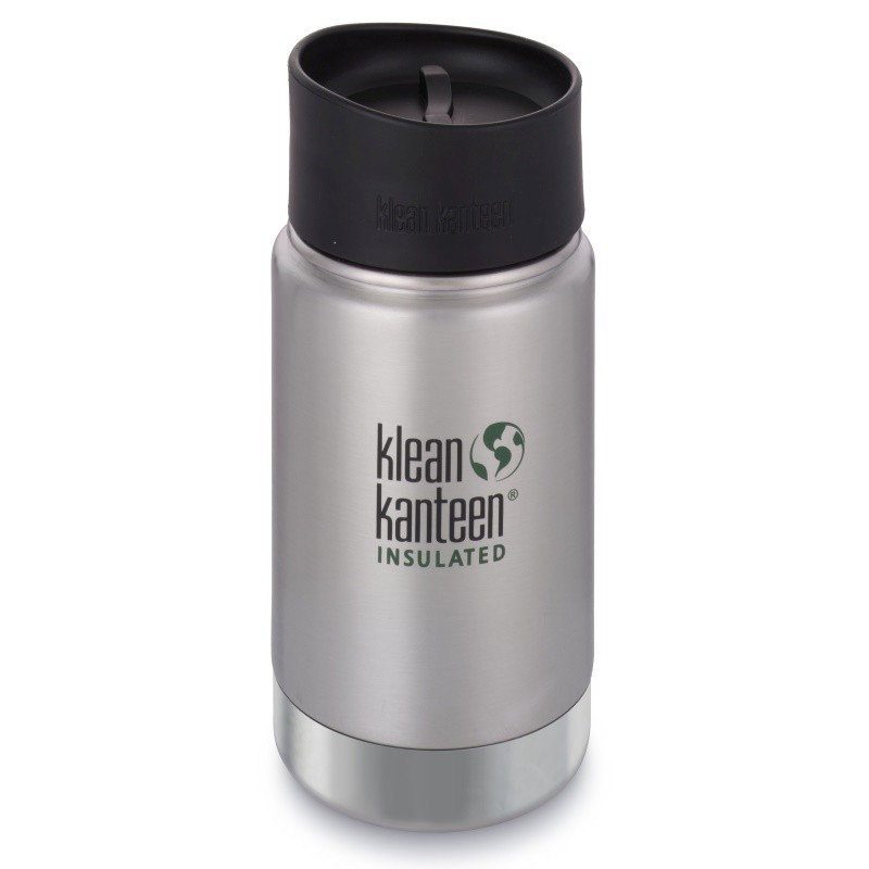 Gourde isotherme Klean Kanteen Wide Insulated 0,35L inox