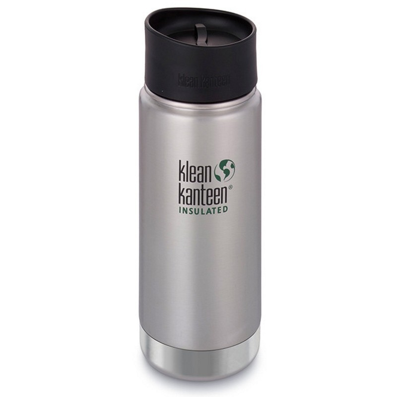 Gourde isotherme Klean Kanteen Wide Insulated inox 0,47 l