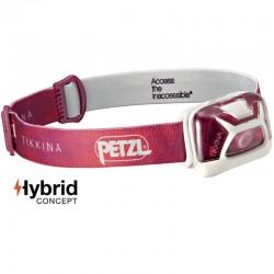 Lampe frontale Petzl Tikkina Hybrid rose