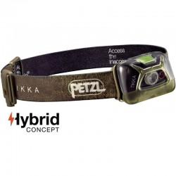Lampe frontale Petzl Tikka Hybrid verte