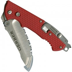 Couteau Gerber Hinderer Rescue