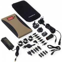 Batterie Powergorilla Tactical 5V à 24V Powertraveller