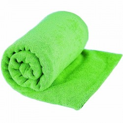 Serviette microfibre L 60x120 Tek Towel Sea to Summit verte