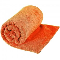 Serviette microfibre L 60x120 Tek Towel Sea to Summit orange
