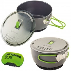 Set de cuisson Optimus Terra Xpress HE