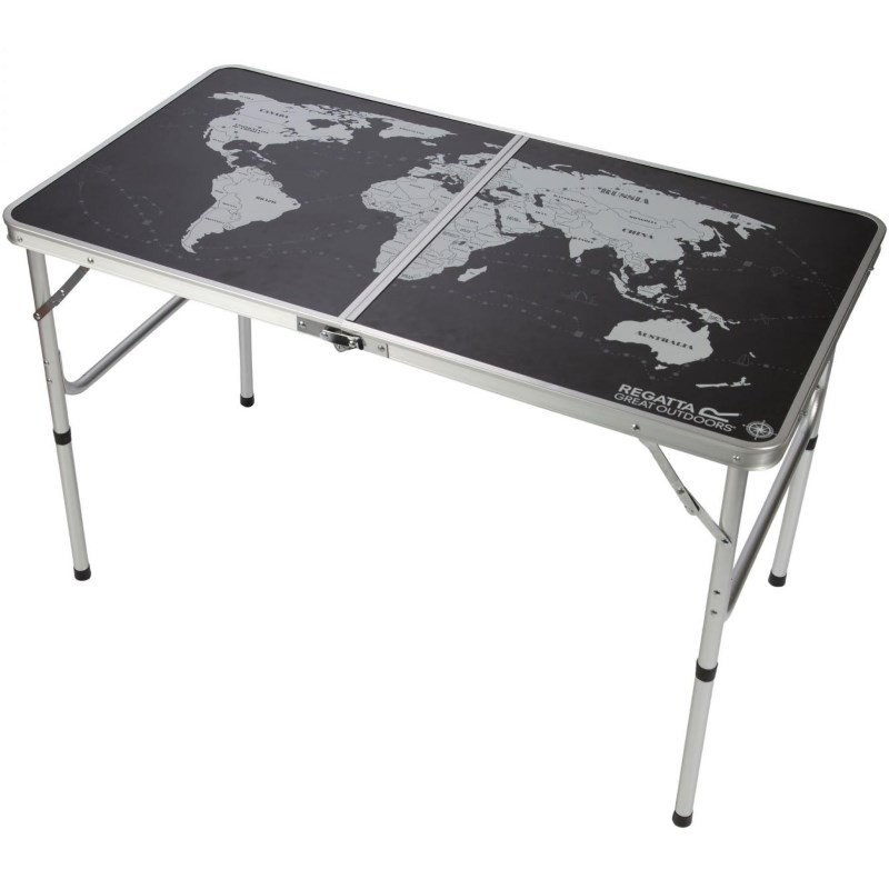 table de camping pliante regatta folding games. Black Bedroom Furniture Sets. Home Design Ideas