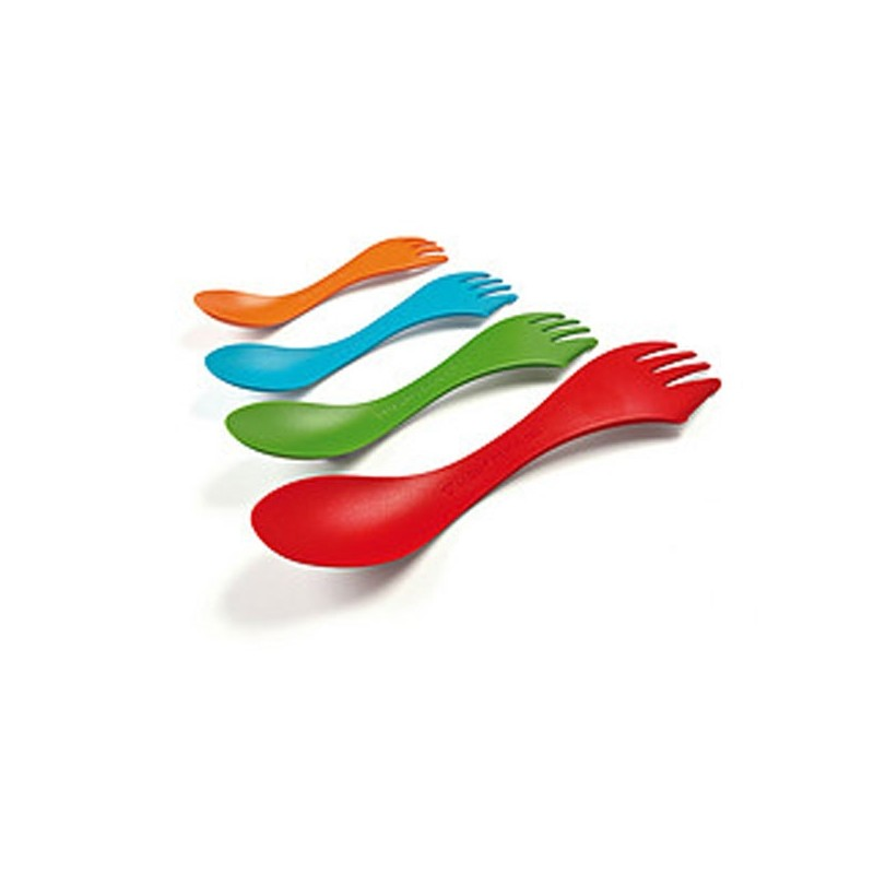 Photo, image du lot de 4 couverts Spork Family en vente