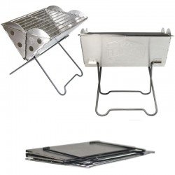 Barbecue pliable UCO Mini Flatpack Grill & Firepit
