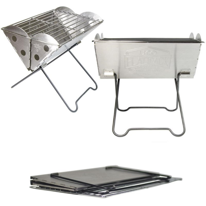 Photo, image du barbecue Mini Flatpack Grill en vente