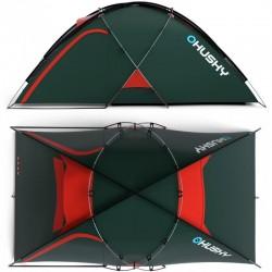 Tente Husky Felen 2-3 personnes verte