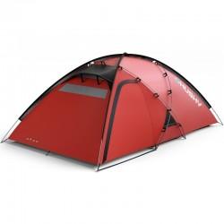 Tente Husky Felen 2-3 personnes rouge