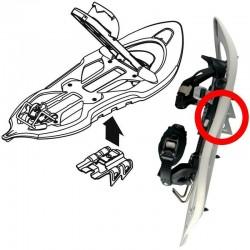 Couteaux TSL S5-S6 pour raquettes à neige