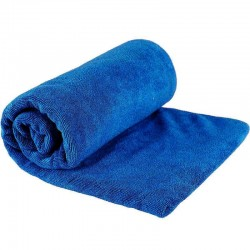Serviette microfibre M 50x100 Tek Towel Sea to Summit bleu marine