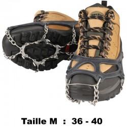 Crampons à neige et glace Snowline Chainsen Pro M 36-40