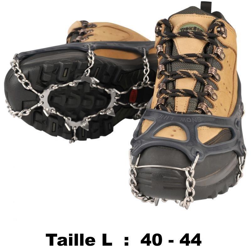 Photo, image des crampons Chainsen Pro L en vente