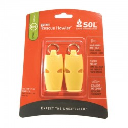 Sifflet de survie 110 dB SOL Fox 40 Rescue Howler