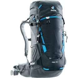 Sac à dos Deuter Rise 34+ Black Graphite