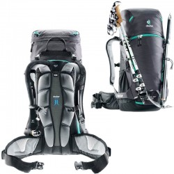 Sac à dos Deuter Rise 32+ SL Graphite Black