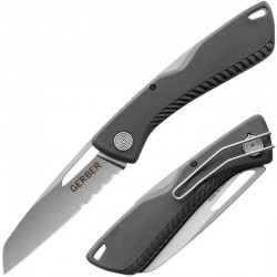 Couteau Gerber Sharkbelly Serrated Edge