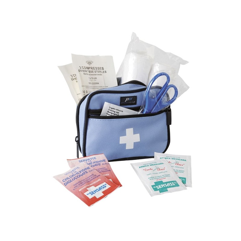 Photo, image de la trousse de secours Mini en vente