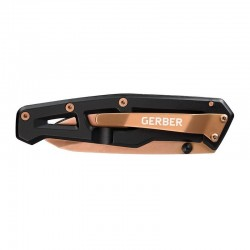 Couteau Gerber Paralite Rose