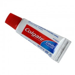 Mini tube de dentifrice Colgate