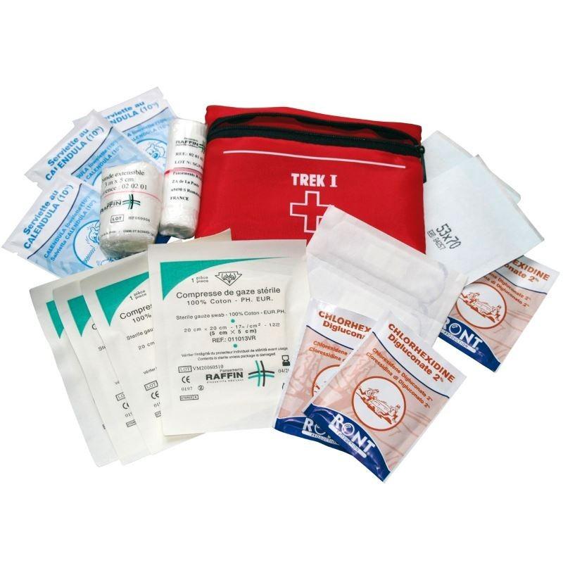 Photo, image de la trousse pharmacie Trek 1 en vente