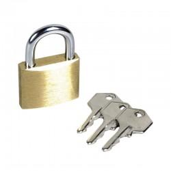 Cadenas à clé 30x51mm CAO