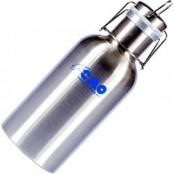 Gourde inox CAO 1,6 litre avec bouchon canette